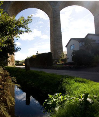 Angarrack. Cornwall