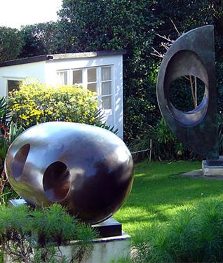 Barbra Hepworth Museum, St Ives