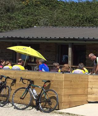 Bissoe Cafe, Portreath
