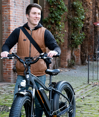 About the Team at Go eBike Hire from Gwithian Bech, Cornwall.