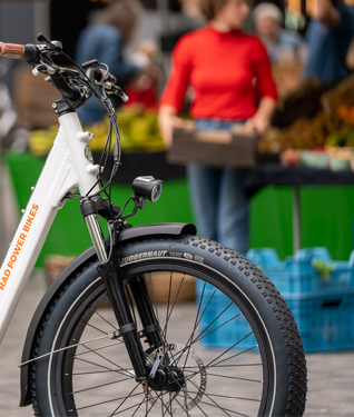 Go eBike Hire from Gwithian Bech, Cornwall.