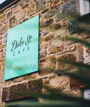 Duke Street Cafe, Newlyn