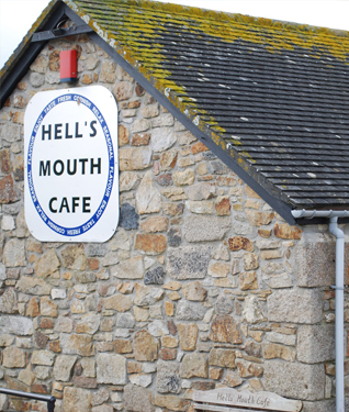 Hells Mouth Cafe, Hayle