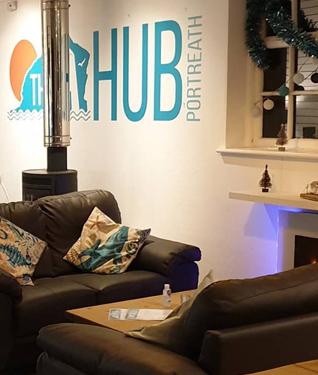 Hub Cafe, Portreath