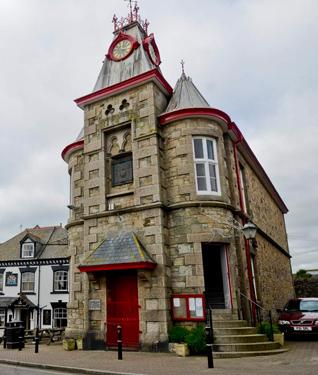 Marazion Town, Cornwall