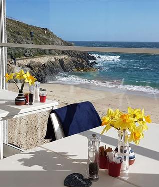 Porthgwidden Beach cafe, St Ives
