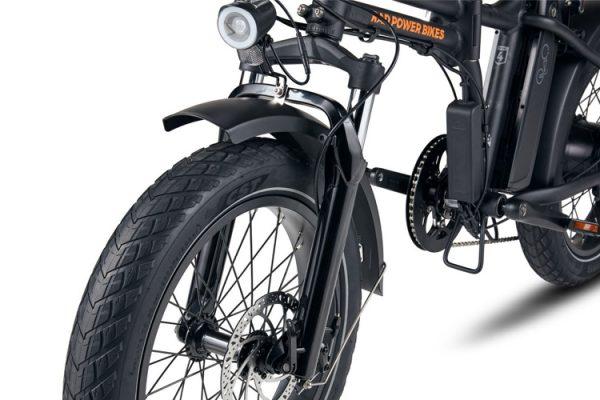 Go eBike Hire electric bike model Rad Mini Foldable eBike