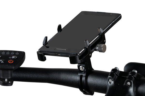 Go eBike Hire electric bike model Rad Runner Plus Phone Mount