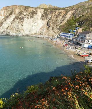 St Agnes Beach, Cornwall