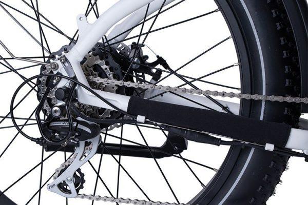 Go eBike Hire electric bike model Rad Runner Rhino Step Thru Geared Motar