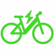 eBike Hire from St Ives Bay Icon